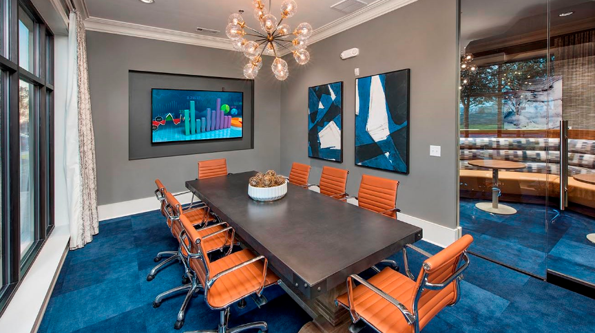 Conference Room at Listing #287873