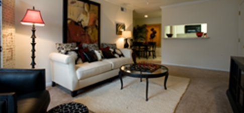 Living Room at Listing #139831