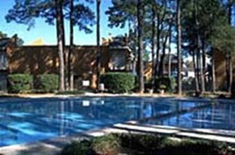 Pool Area at Listing #139434