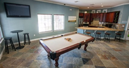 Gameroom at Listing #147508