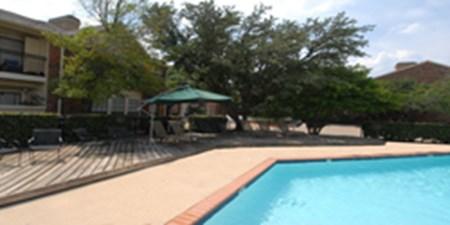 Pool at Listing #136445