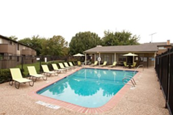 Pool at Listing #136898