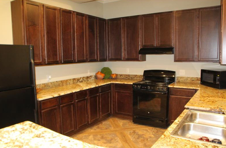 Kitchen at Listing #261461