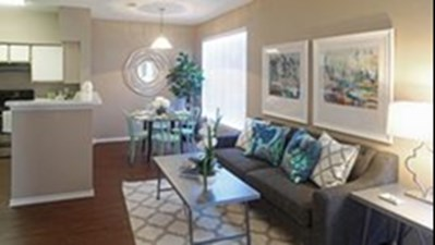 Living Room at Listing #212753