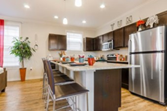 Kitchen at Listing #143944