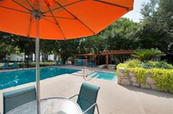Pool at Listing #140943