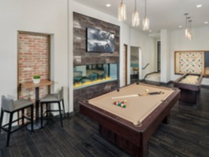 Gameroom at Listing #278769