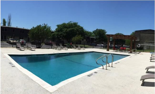 Northridge Villas Apartments Sherman TX