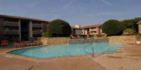 Pool at Listing #137394