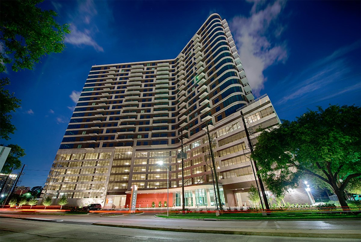 Vantage Med Center Apartments Houston TX