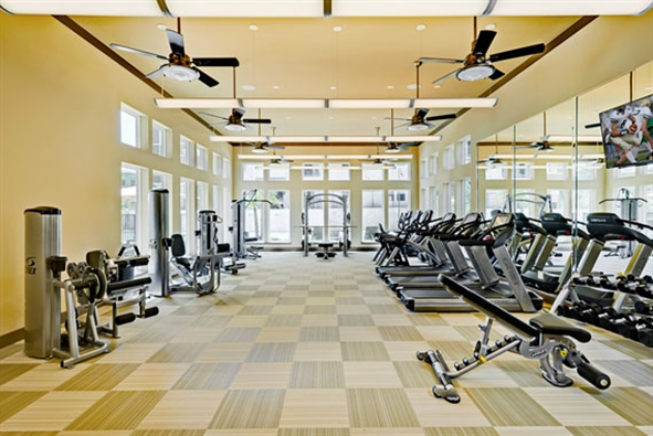 Fitness at Listing #264115