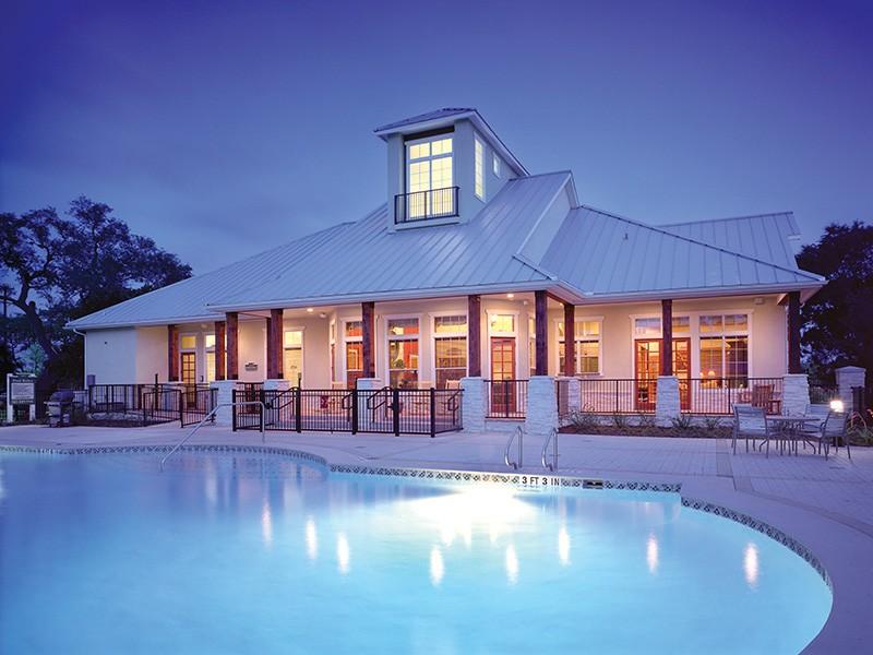Pool at Listing #144110