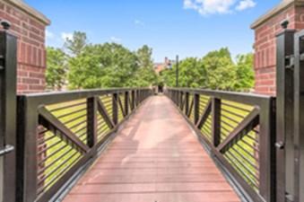 Pedestrian Bridge at Listing #139238