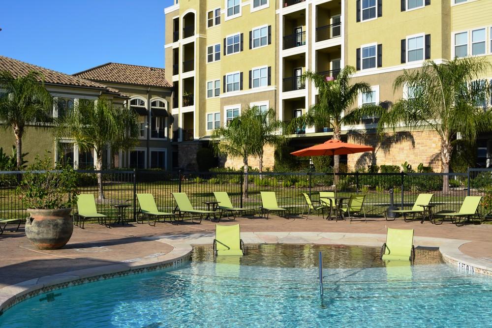 Pool at Listing #145662