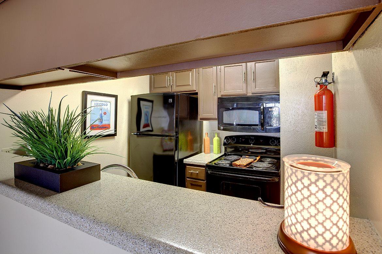 Kitchen at Listing #135887