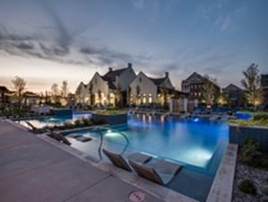 Pool at Listing #283148