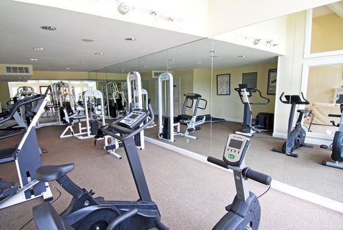 Fitness Center at Listing #138815