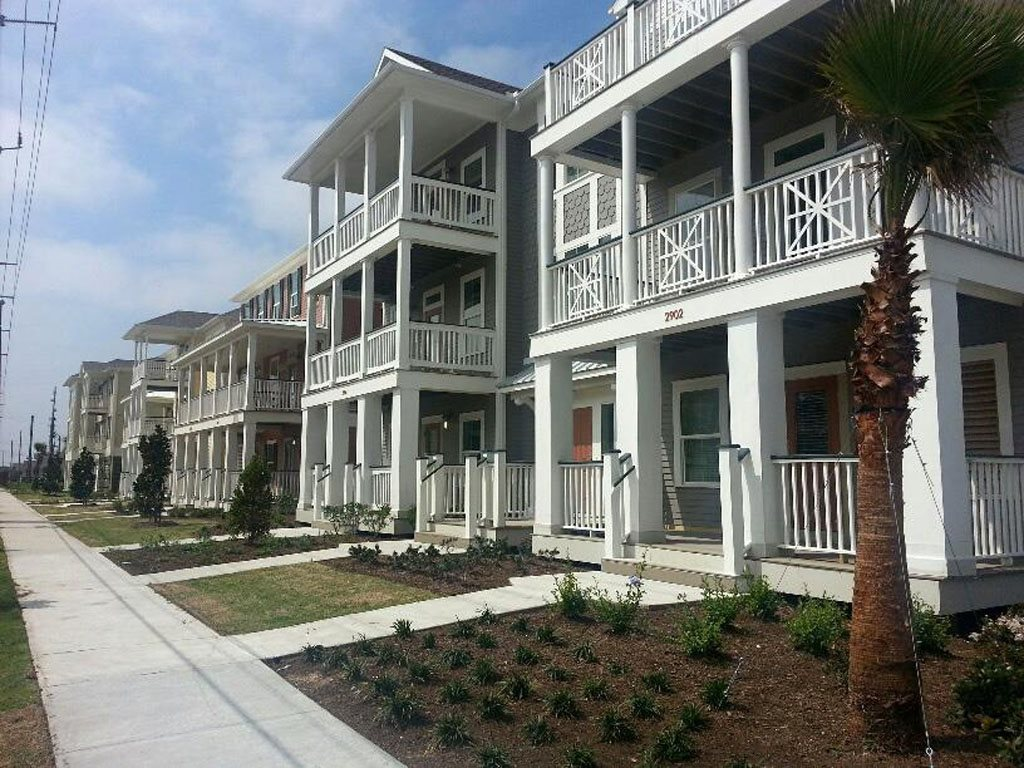 Cedars at Carver Park Apartments Galveston TX