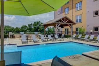 Pool at Listing #240938