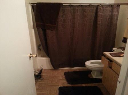 Bathroom at Listing #255584