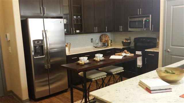 Kitchen at Listing #242438