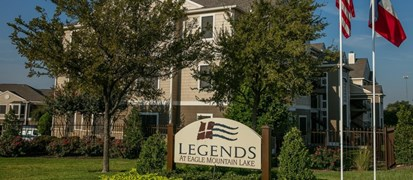 Legends at Eagle Mountain Lake Apartments Fort Worth TX