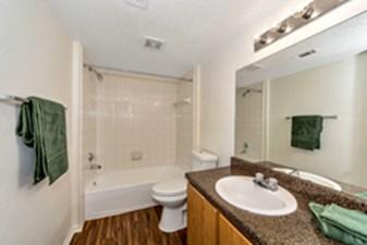 Bathroom at Listing #137587