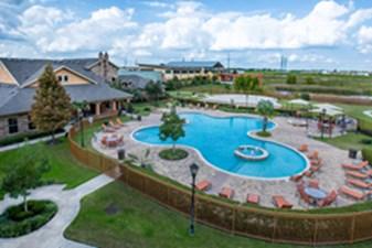 Pool at Listing #147741