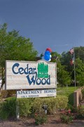 Cedar Wood Apartments Alvin TX