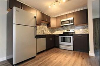 Kitchen at Listing #141275