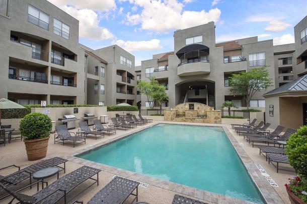 Gables at Katy Trail Apartments Dallas TX