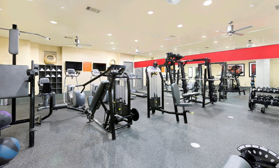 Fitness at Listing #146264