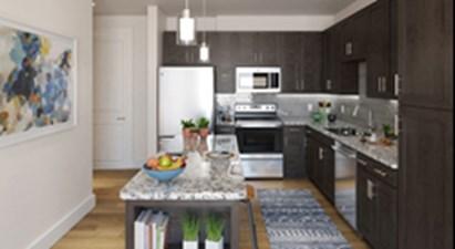 Kitchen at Listing #336480
