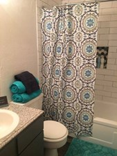 Bathroom at Listing #137484