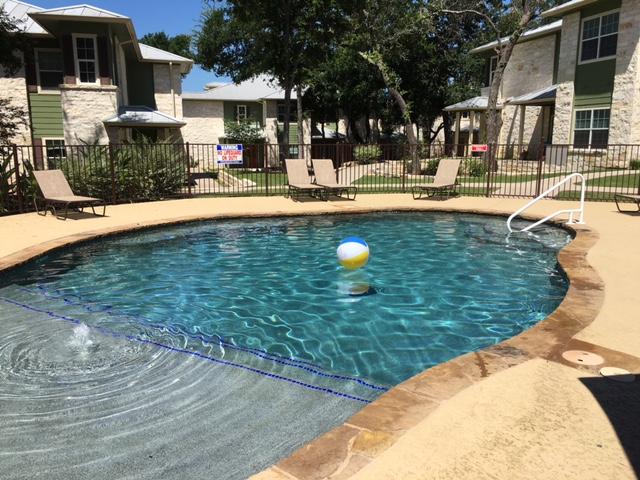 Pool at Listing #256079
