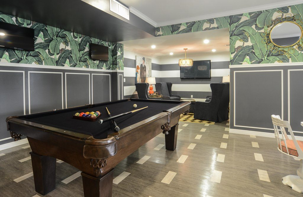 Gameroom at Listing #141161
