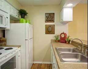 Kitchen at Listing #135836