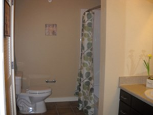 Bathroom at Listing #236425