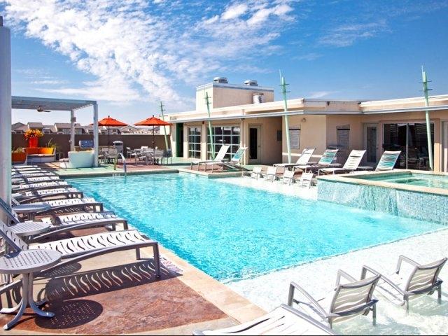 Pool at Listing #225297
