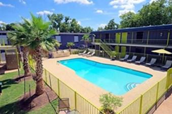 Pool at Listing #211836