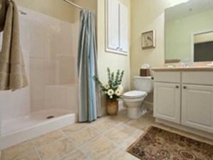 Bathroom at Listing #150345