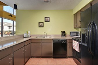Kitchen at Listing #140435