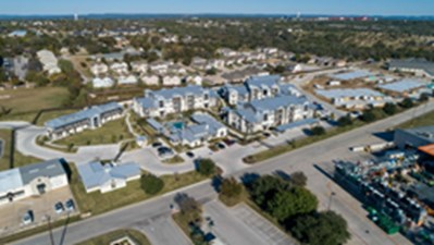 Aerial View at Listing #296805