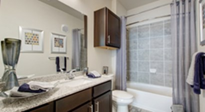 Bathroom at Listing #299036