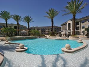 Pool at Listing #146799