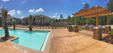 Pool at Listing #226755