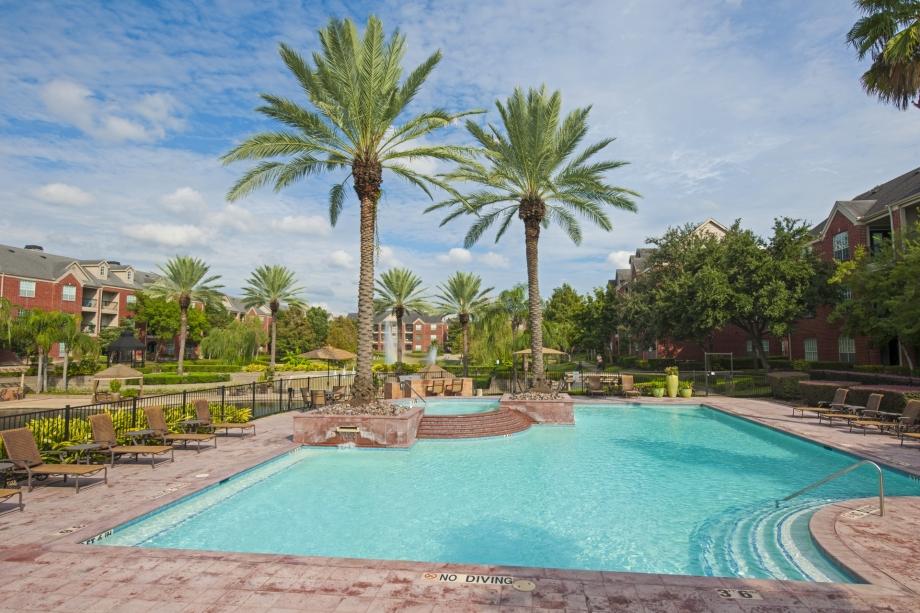 Pool at Listing #140072