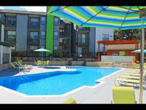 Pool at Listing #141478