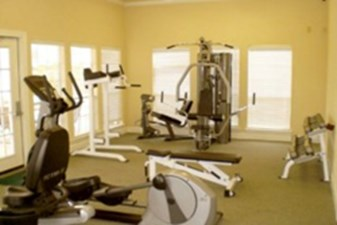 Fitness Center at Listing #150621