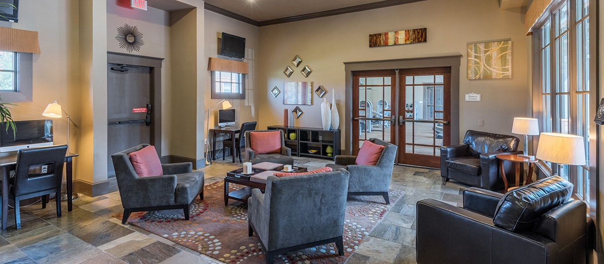Clubhouse at Listing #145153